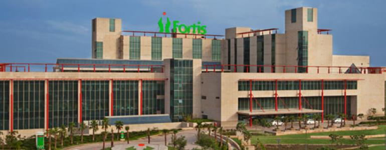 Fortis Memorial Research Institute - Gurgaon India