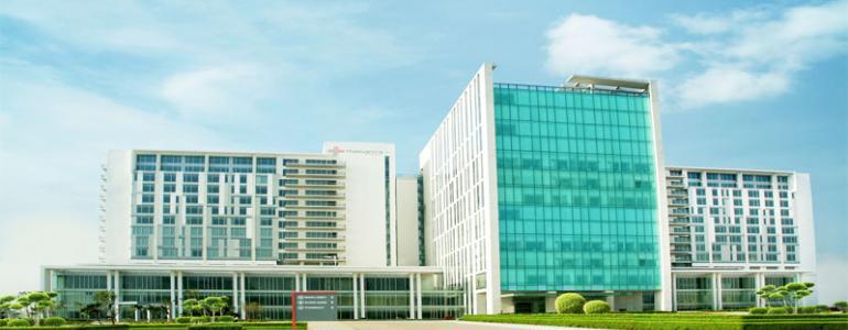 Medanta Hospital Gurgaon Delhi India