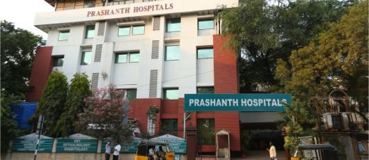 Prashanth Fertility Research Center Chennai
