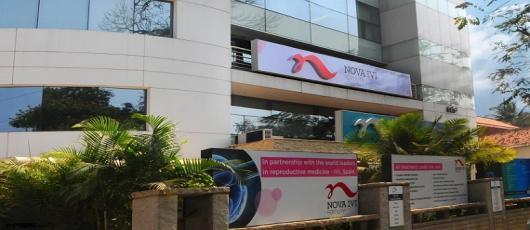 Nova IVI Fertility New Delhi