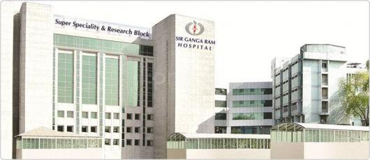 Sir Ganga Ram Hospital Delhi India